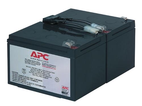 (#RBC6)APC Replacement Battery Cartridge #6(для SU1000,SUA1000) оригинал
