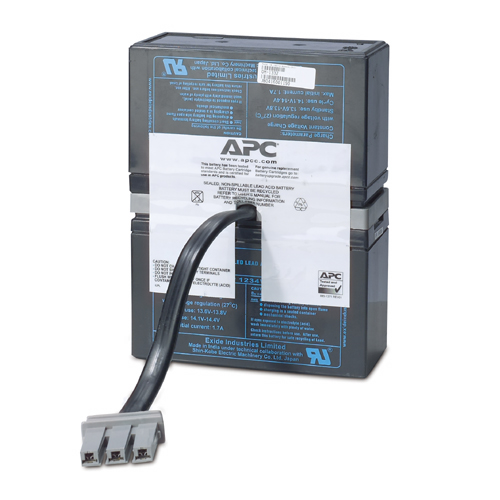 APC Replacement Battery Cartridge #33(RBC33) оригинал