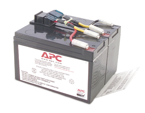 APC Replacement Battery Cartridge #48(RBC48)