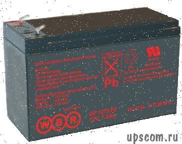 Аккумуляторная батарея WBR GP-1272 (12В 7,2Ач) New!
