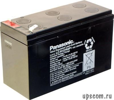 Аккумуляторная батарея Panasonic LC-R127R2P(7.2Ач, 12В)