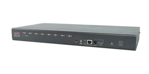 8 Port Multi-Platform Analog KVM (#AP5201)
