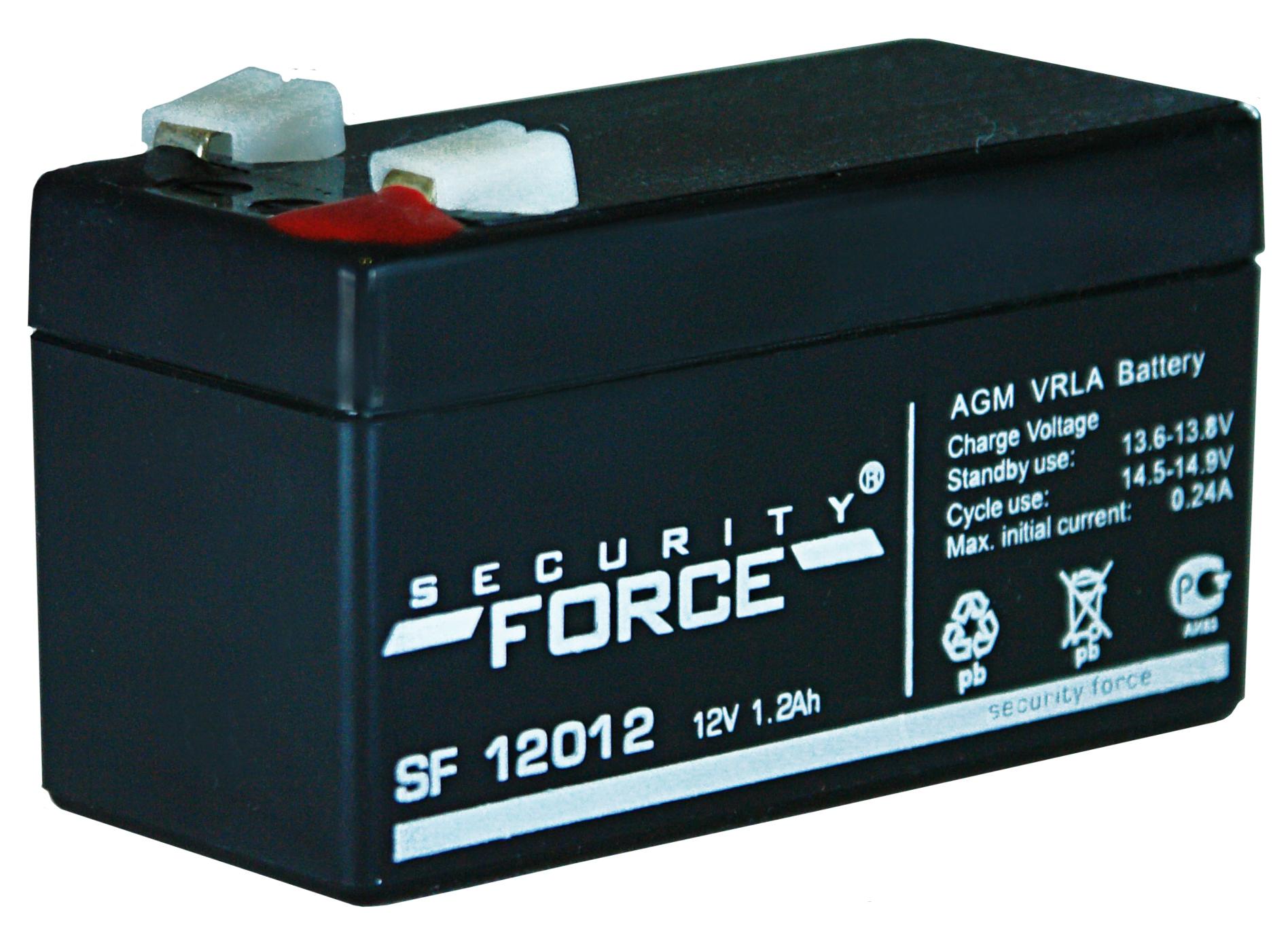 Аккумуляторная батарея security force sf 12012 (#sf12012) - .