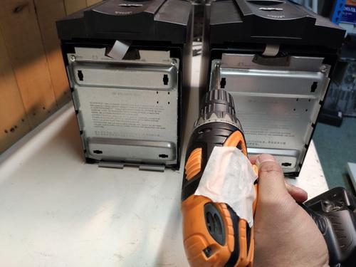 замена батарей APC SMC1000i